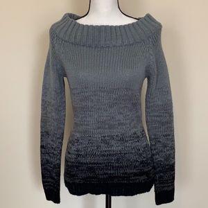 Decree Boat Neck Sweater Size M